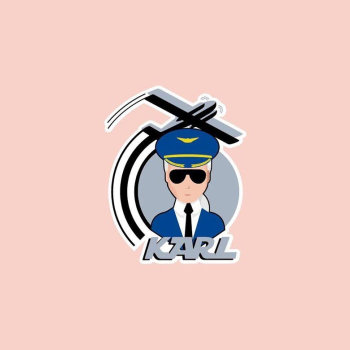 Welcome On Board – Fly With Karl Collection at Gomez