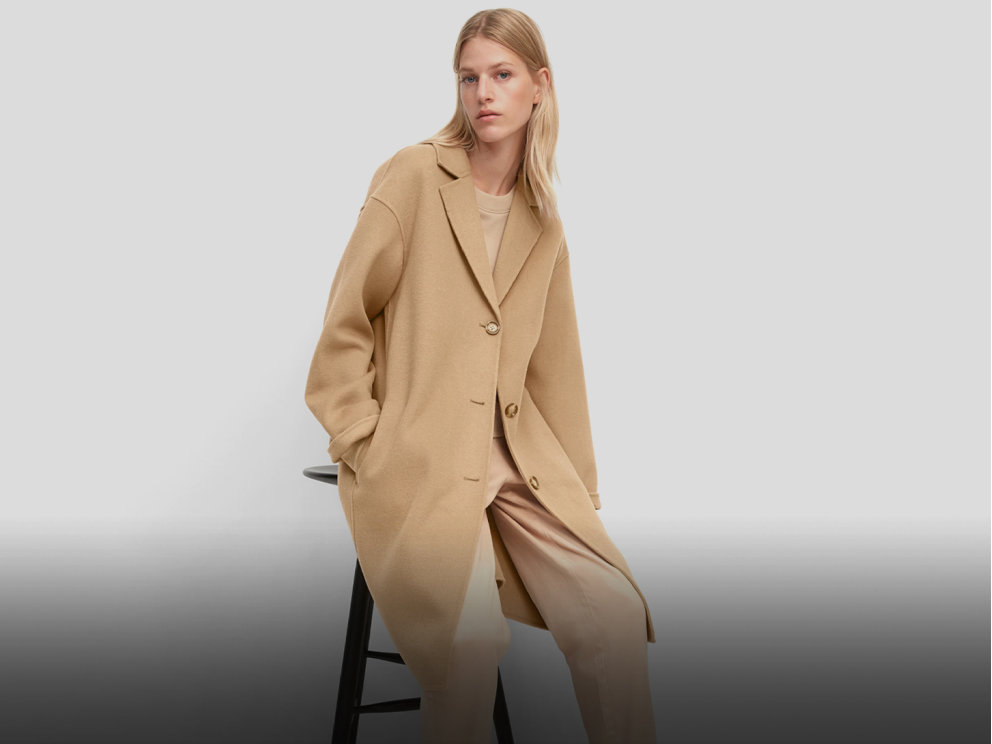 Transitional coats up to 30% off