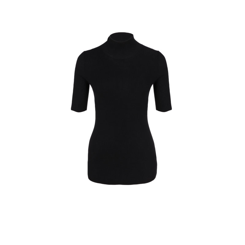 Sretina polo neck Escada Sport black