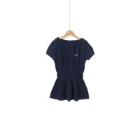 Dress Guess navy blue