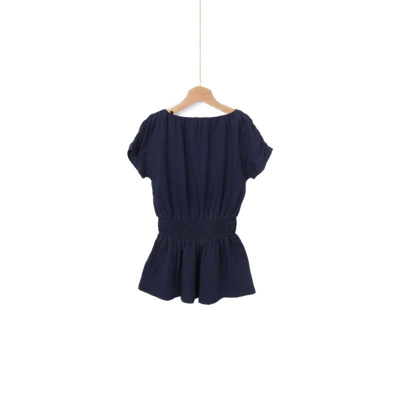 Dress Guess navy blue