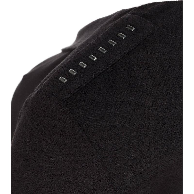Bluzka Mashmallow Calvin Klein Jeans czarny