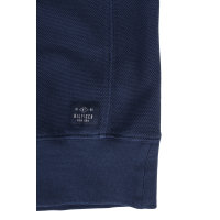 Pique GMD Sweatshirt Tommy Hilfiger navy blue