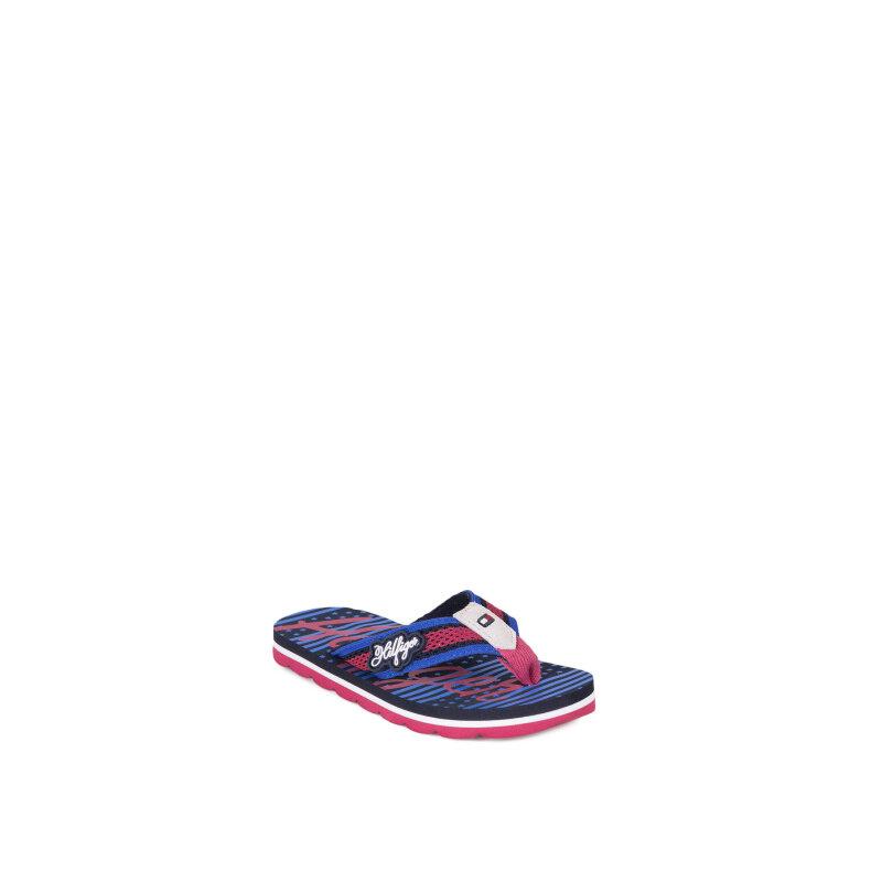 Flip flops Tommy Hilfiger blue