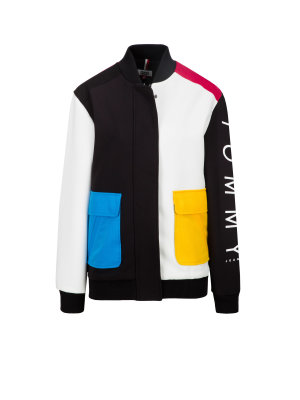 Tommy Jeans Kurtka bomber Color Block