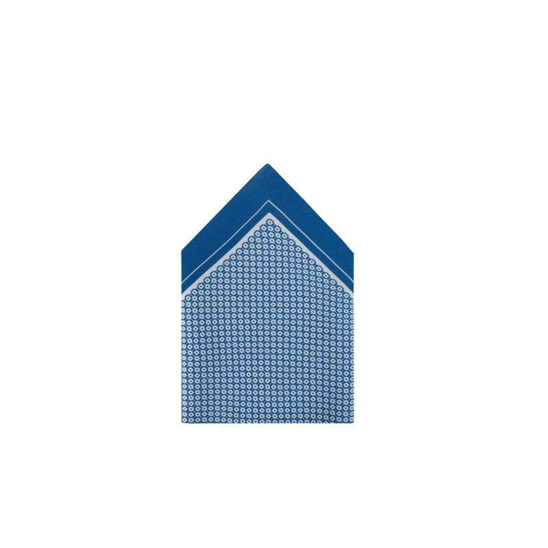 Pocket square Boss blue