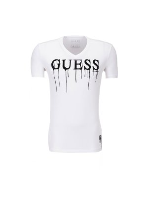 Guess Jeans t-shirt OVERFLOW TEE
