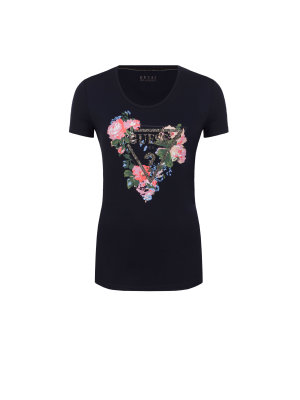 Guess Jeans T-shirt Roses