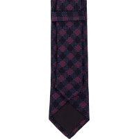 Krawat Hugo granatowy