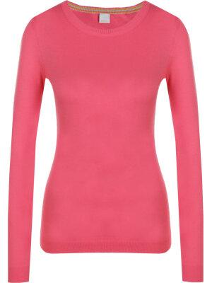 Boss Orange Icubas sweater with silk blend