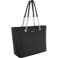 Jet Set Item Shopper Bag  Michael Kors black