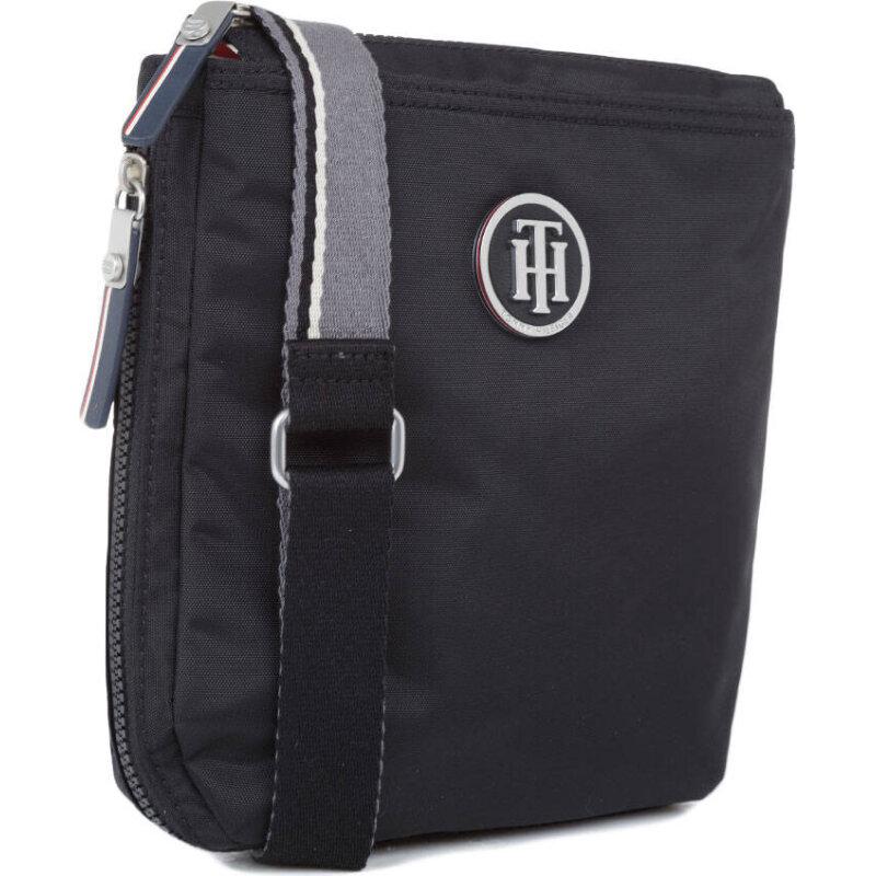 Sporty Small messenger bag Tommy Hilfiger black