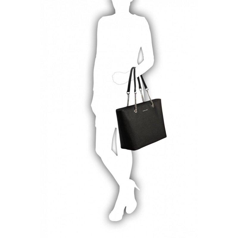 Shopperka Jet Set Travel Chain Michael Kors czarny