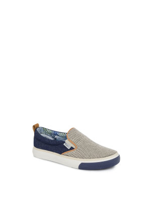 Pepe Jeans London Slip on Traveler Raffia
