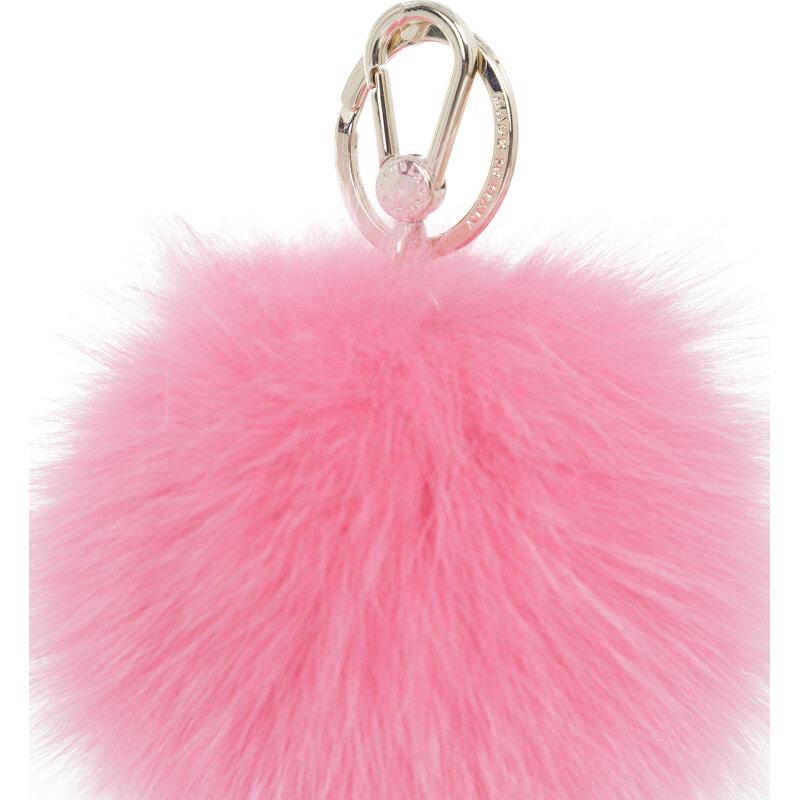 Brelok Bubble Furla różowy