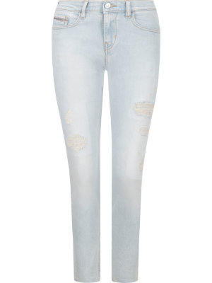 Calvin Klein Jeans Jeansy | Skinny fit | mid rise