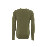 Dusty sweatshirt Calvin Klein Jeans olive