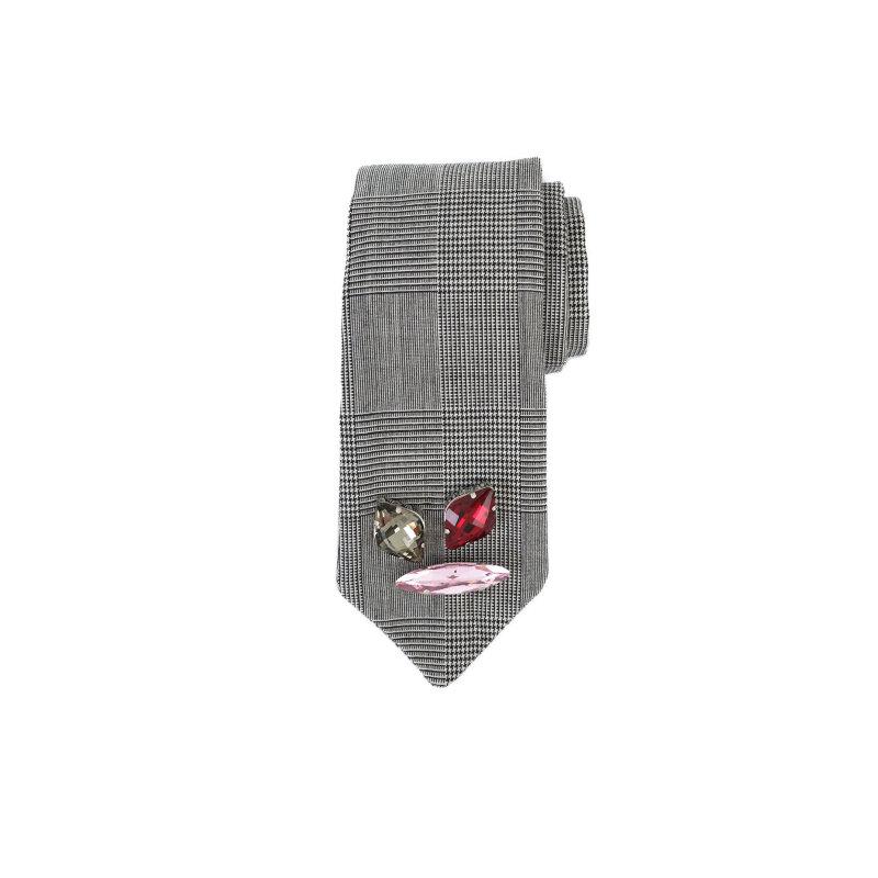 Krawat Lassie Pinko szary