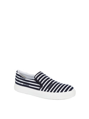 Armani Jeans Slip-On Sneakers