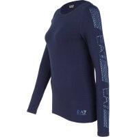 Bluza EA7 granatowy