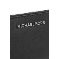 Portfel Jet Set Travel Michael Kors czarny