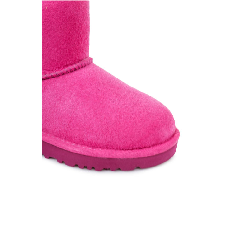 Classic snow boots UGG pink