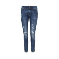 Lynn Skinny WMN Jeans G-Star Raw navy blue