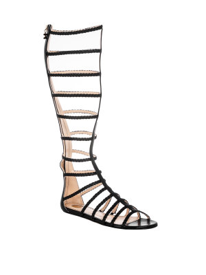 Elisabetta Franchi Gladiator sandals