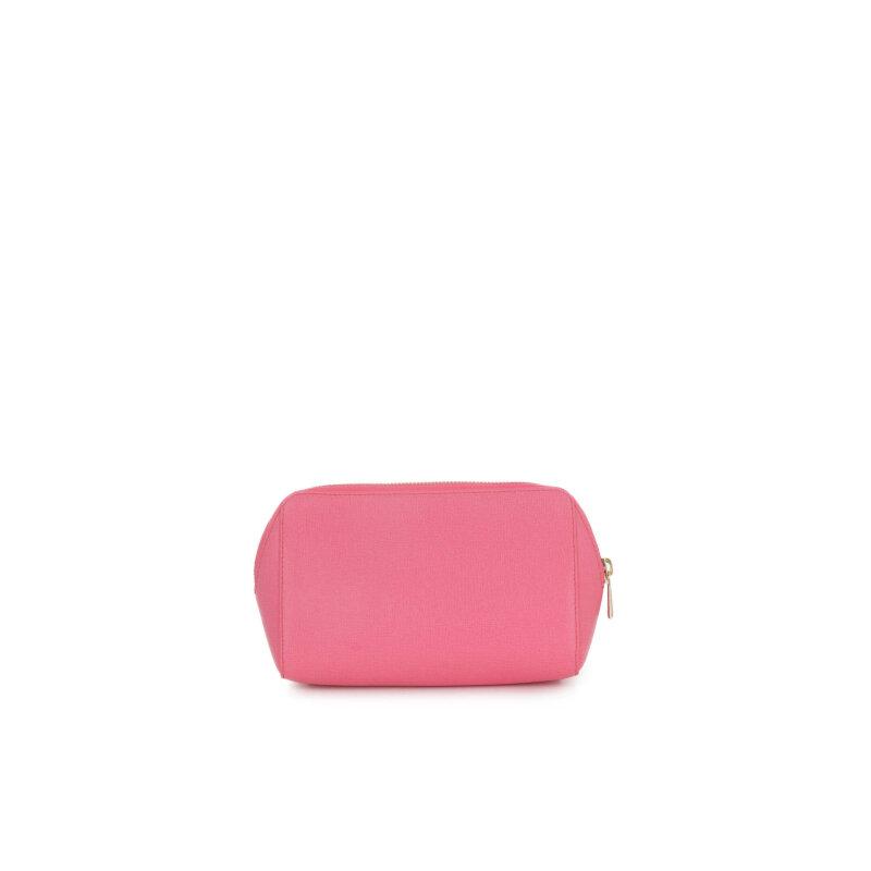 Kosmetyczki Isabelle Furla różowy