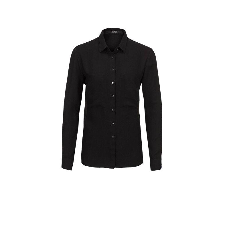 Koszula Guess Jeans czarny