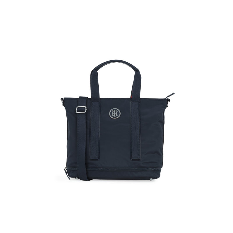 Sporty Shopper bag Tommy Hilfiger navy blue