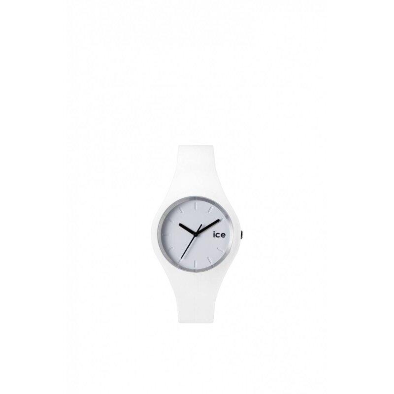 Zegarek Ice White-Black ICE-WATCH biały