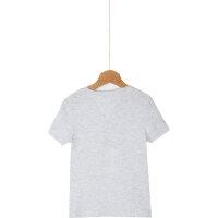 T-shirt Flag Tommy Hilfiger szary