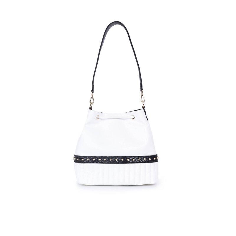 Glam Diva bag Cavalli Class white