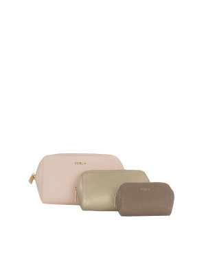 Furla Isabelle Cosmetic Bags