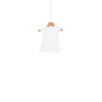 Top Guess white