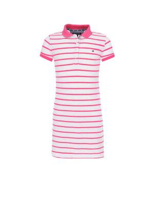 Tommy Hilfiger Sukienka Stripe Polo