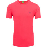 T-Shirt Tee Boss Green koralowy