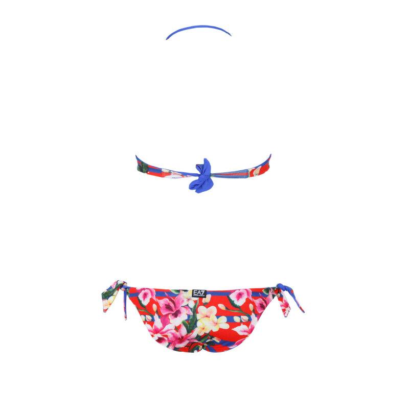 Bikini EA7 red