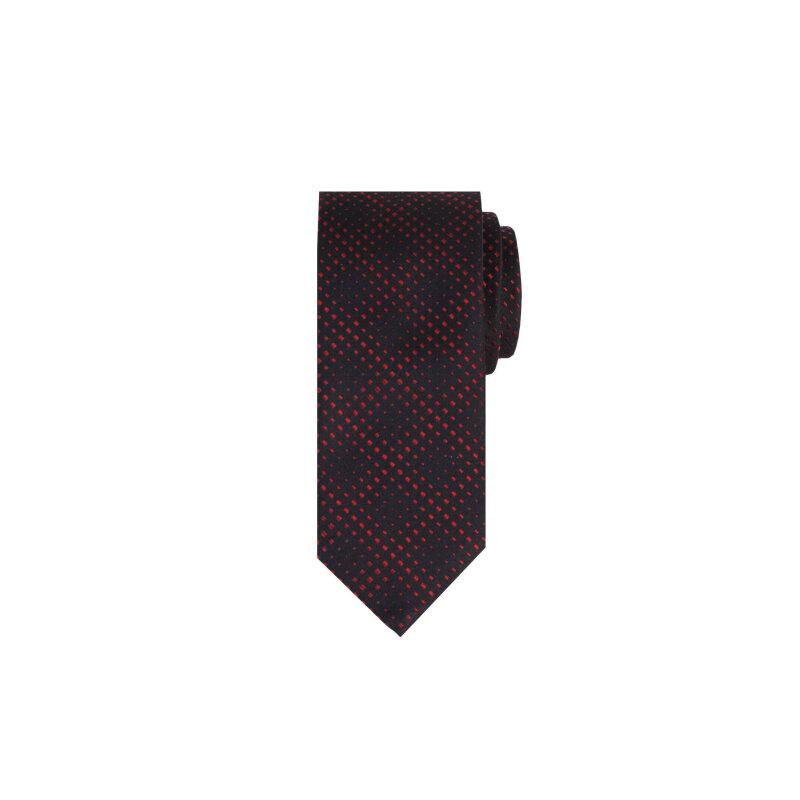 Krawat Hugo czarny