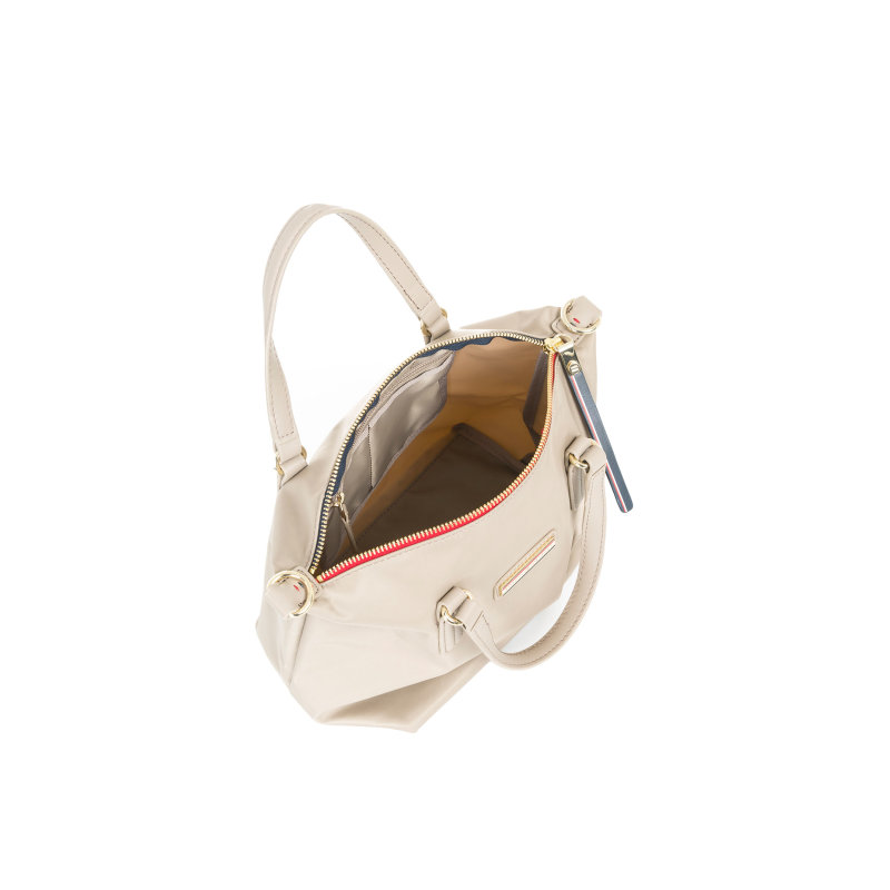 Poppy Small messenger bag Tommy Hilfiger sand
