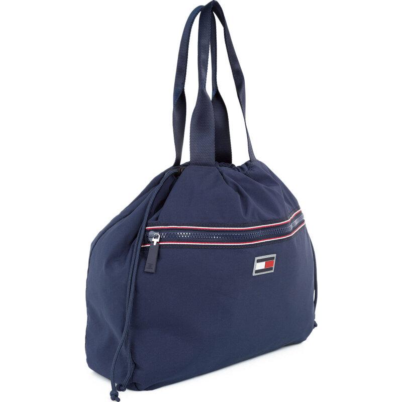 Athletic bag Tommy Hilfiger navy blue