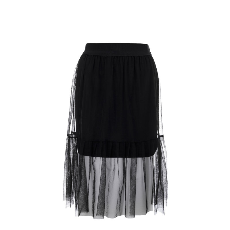 Spódnica Liu Jo Jeans czarny