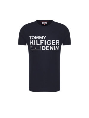 Hilfiger Denim Thdm Basic T-shirt