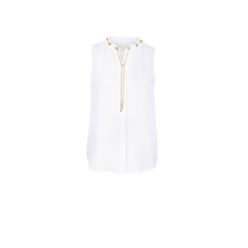 Blouse Michael Kors white