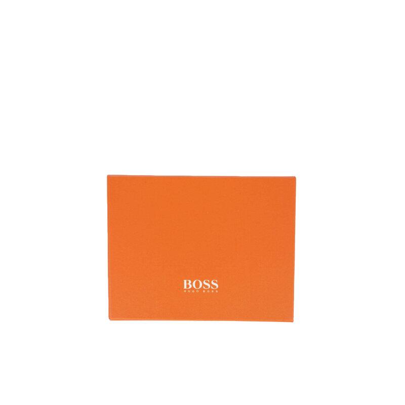 Portfel Journey_4 cc coin Boss Orange czarny