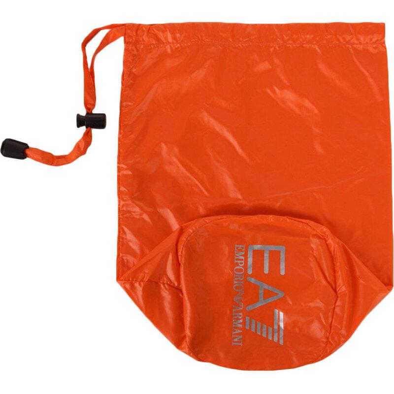 Kurtka EA7 pomarańczowy