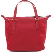 Poppy Small Messenger bag Tommy Hilfiger red