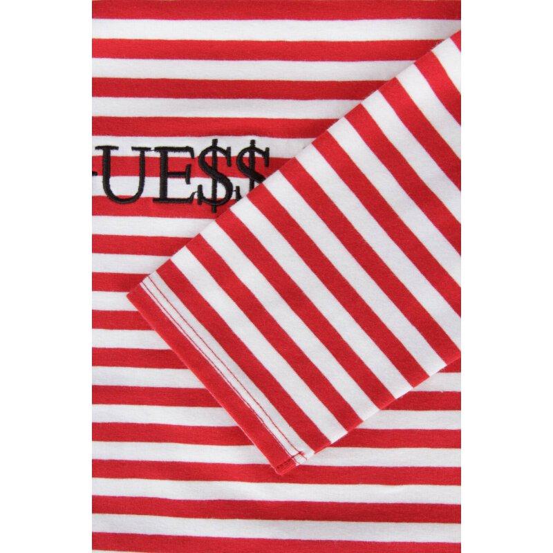 Bluzka Guess czerwony