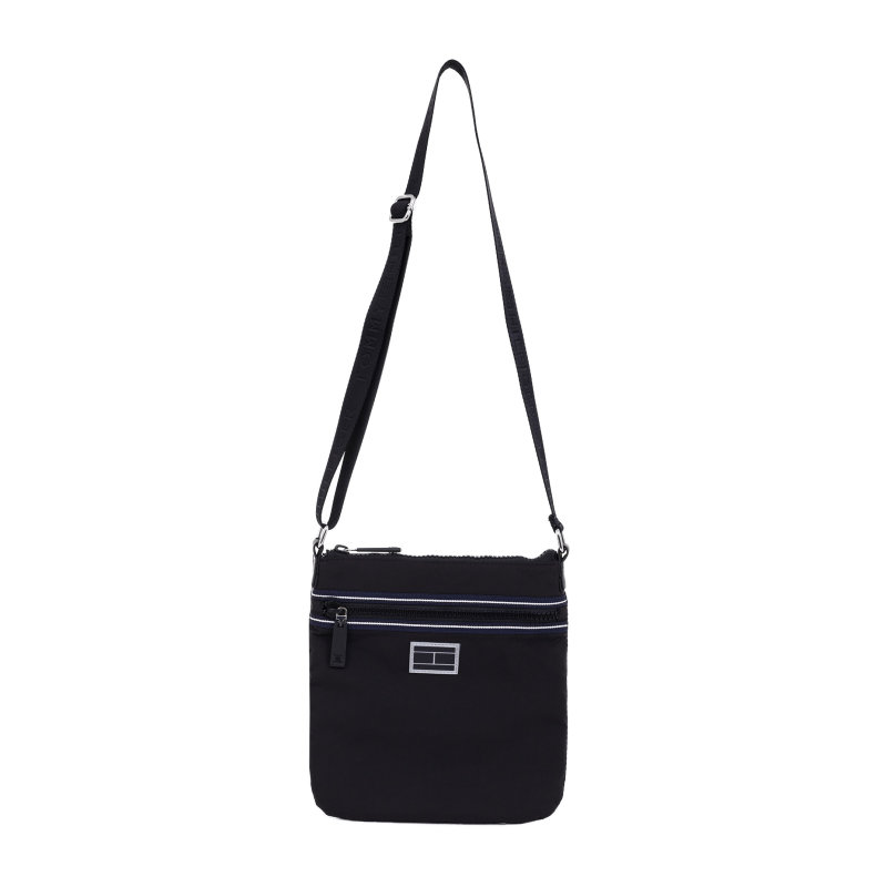Athletic messenger bag Tommy Hilfiger black
